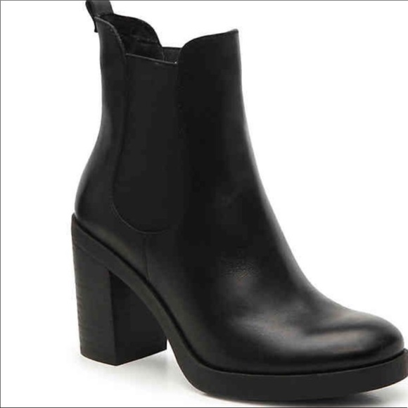 Crown vintage after hours Chelsea boots 8.5 black